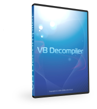 VB Decompiler DVD side 1